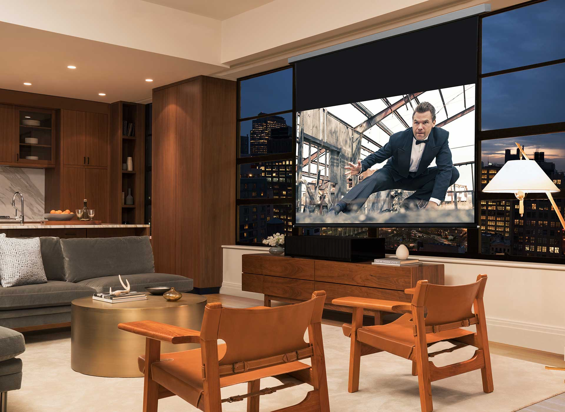 Home Theater by MIR Audio Video