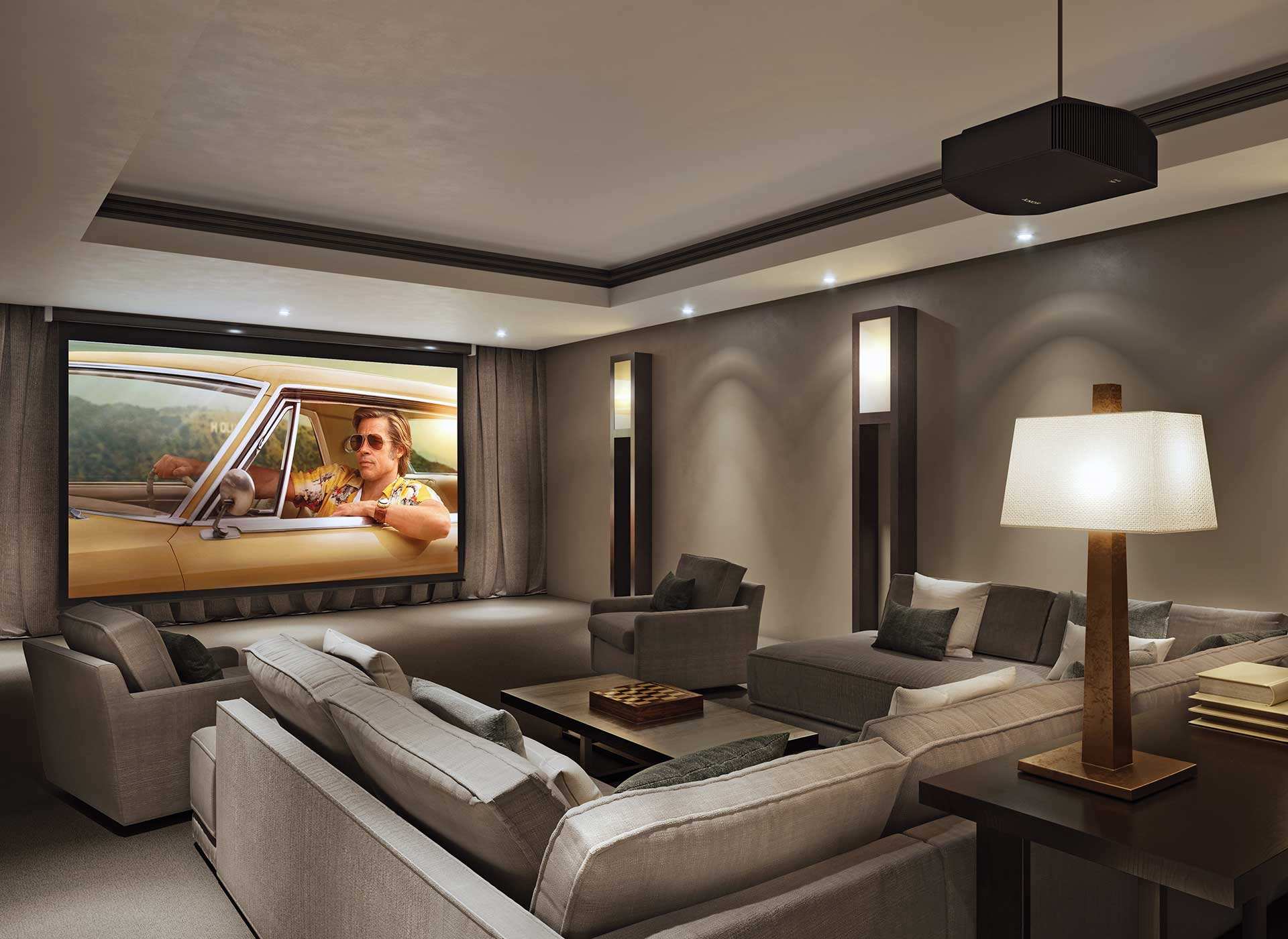 Home Theater Design by MIR Audio Video